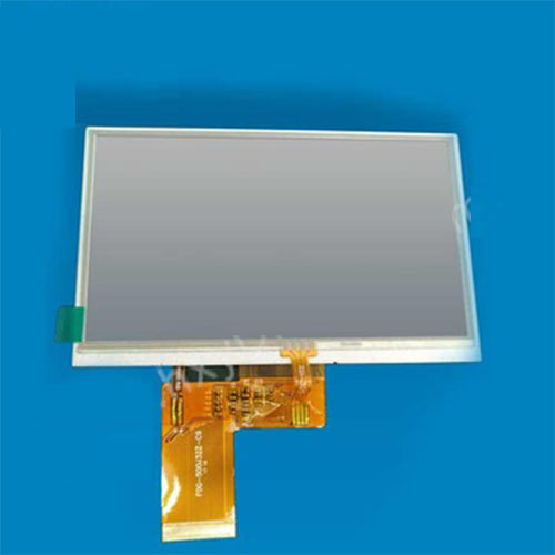 5 inch capacitive touch tft lcd display module