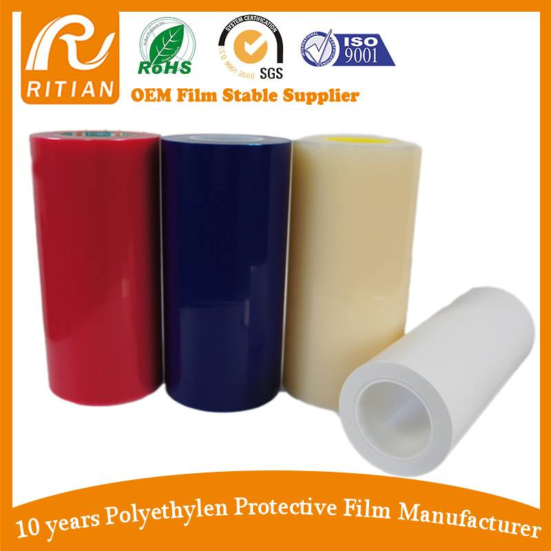 PE Surface protection film for Electric Home Appliances
