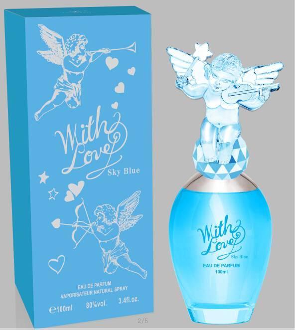 With love Pure Love Perfume For Women