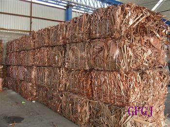 Copper Wire Scrap(99.9%min)