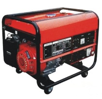 6.5KW Single/Three Phase generator set(with electric start)