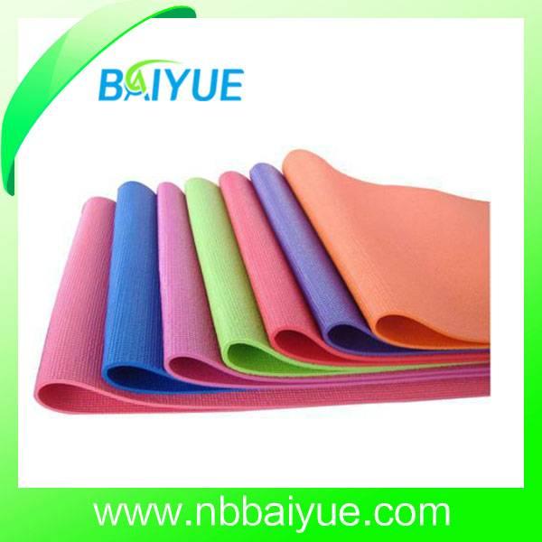 Eco-friendly PVC Yoga Mat