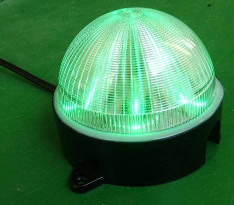 led spot lamp-house