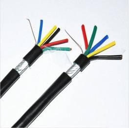 pvc insulated flex shielded wire cable 2/3/4/5/6/7 Core