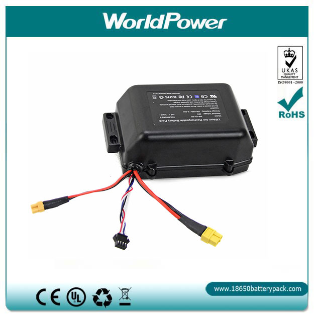 Twist car battery