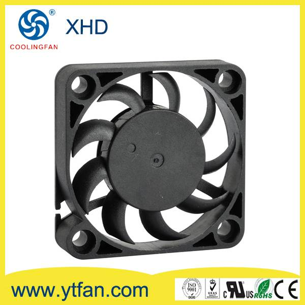 40x40x07mm 5V  12v dc fan