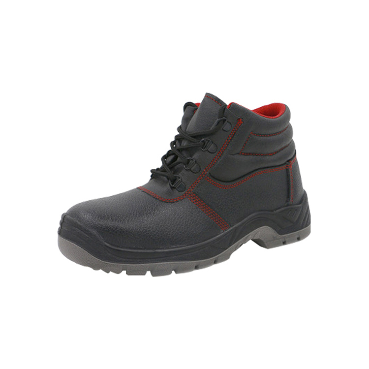 Cheap Price Iron Steel Toe Cap Leather Safety Shoes
