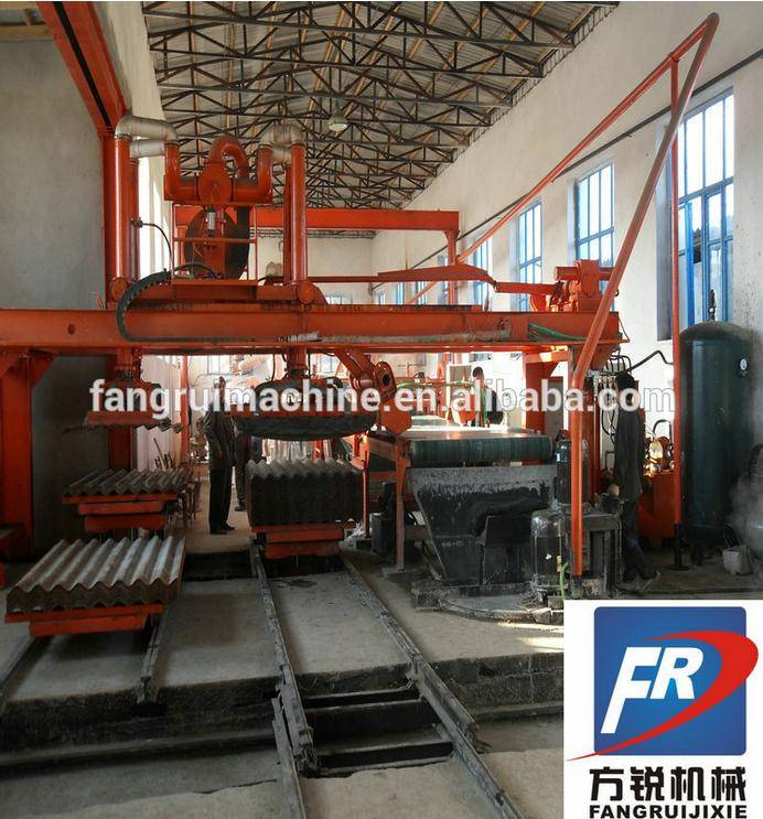 asbestos shingles production line SKYPE: mica.song_1