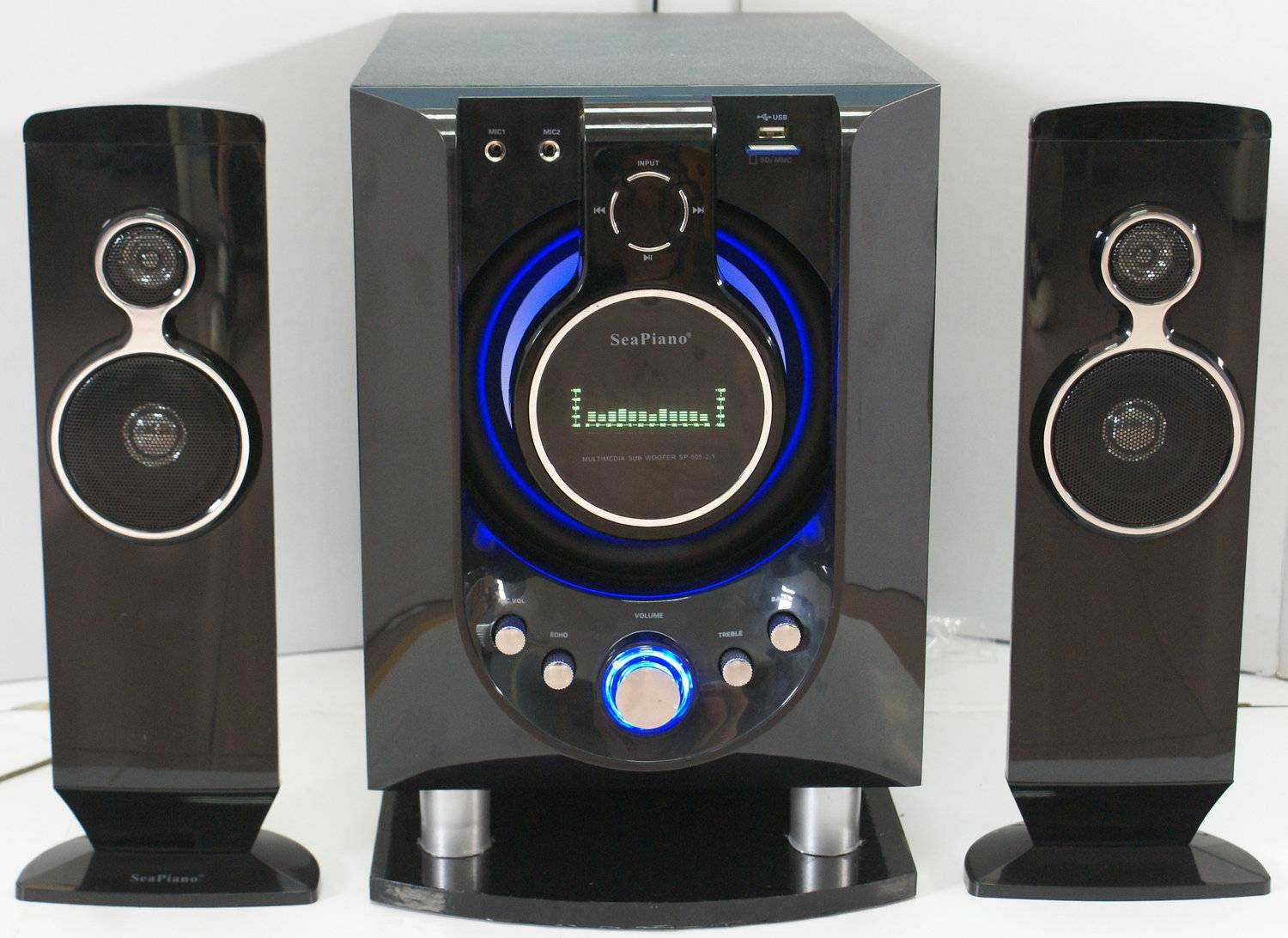 2.1Channel Subwoofer/Multimedia Active Speaker/Home Theater System/Computer Speaker