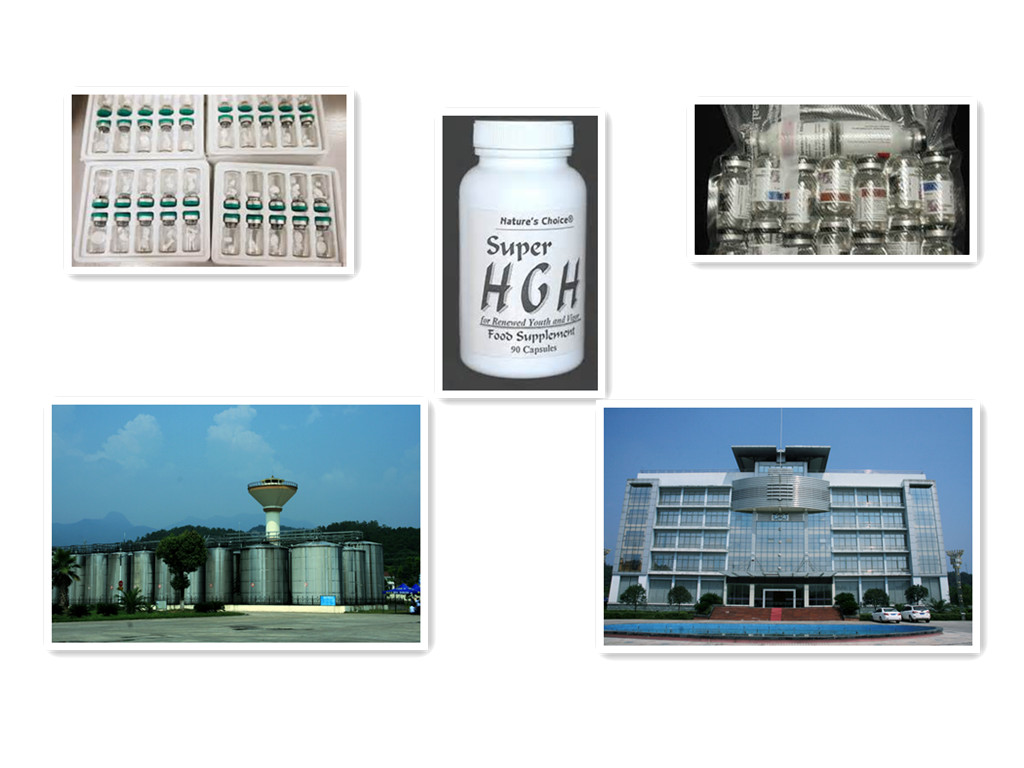 5mg /Vial Polypeptides Ghrp-2 and Ghrp-6 for Bodybuilding