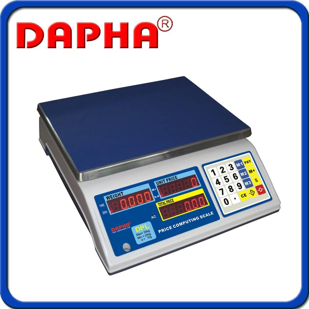 Price computing scale DPL