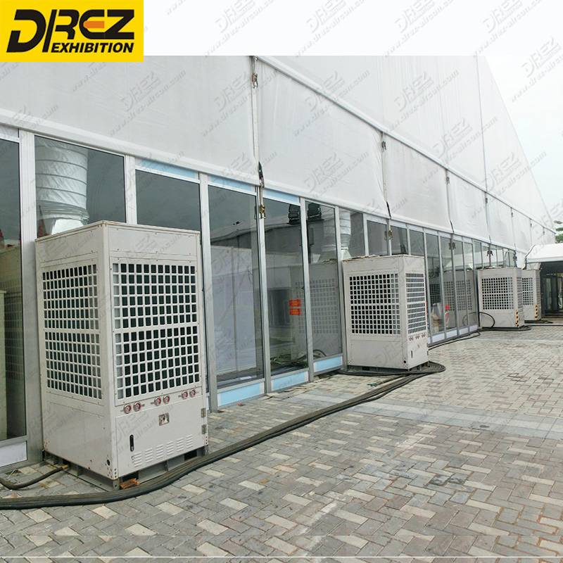 Drez 30hp Air Conditioner Turnkey Large Exhibition, Wedding Party, Corporate Events