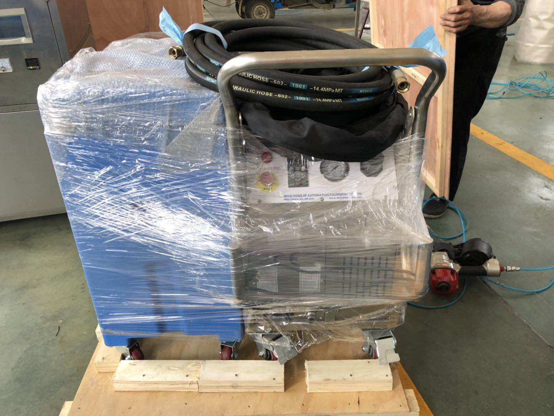 co2 dry washing machine/dry ice cleaning machine price