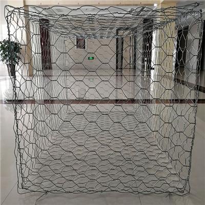 Welded Gabion Baskets with Protection and Control