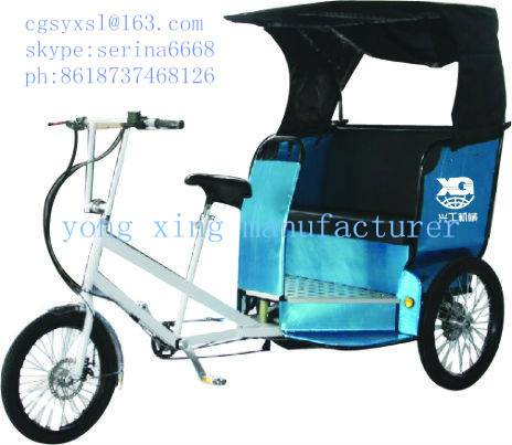 Electric Auto Rickshaw - Urban Star