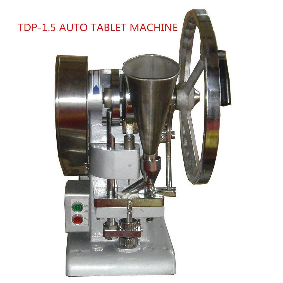 TDP-1.5 Manual type Tablet press machine /Pill maker /pill press machine