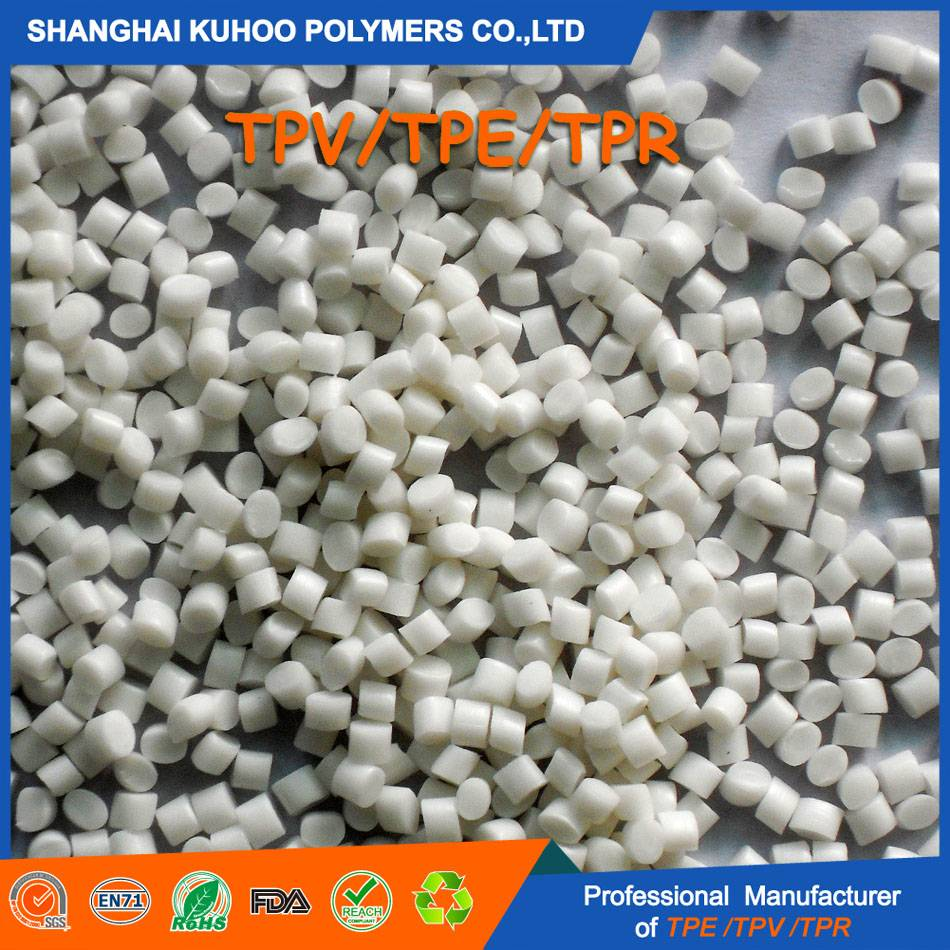 Raw materials TPE / TPR Granules , pellet