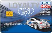 ISO 7816 SLE5528 Contact IC Card