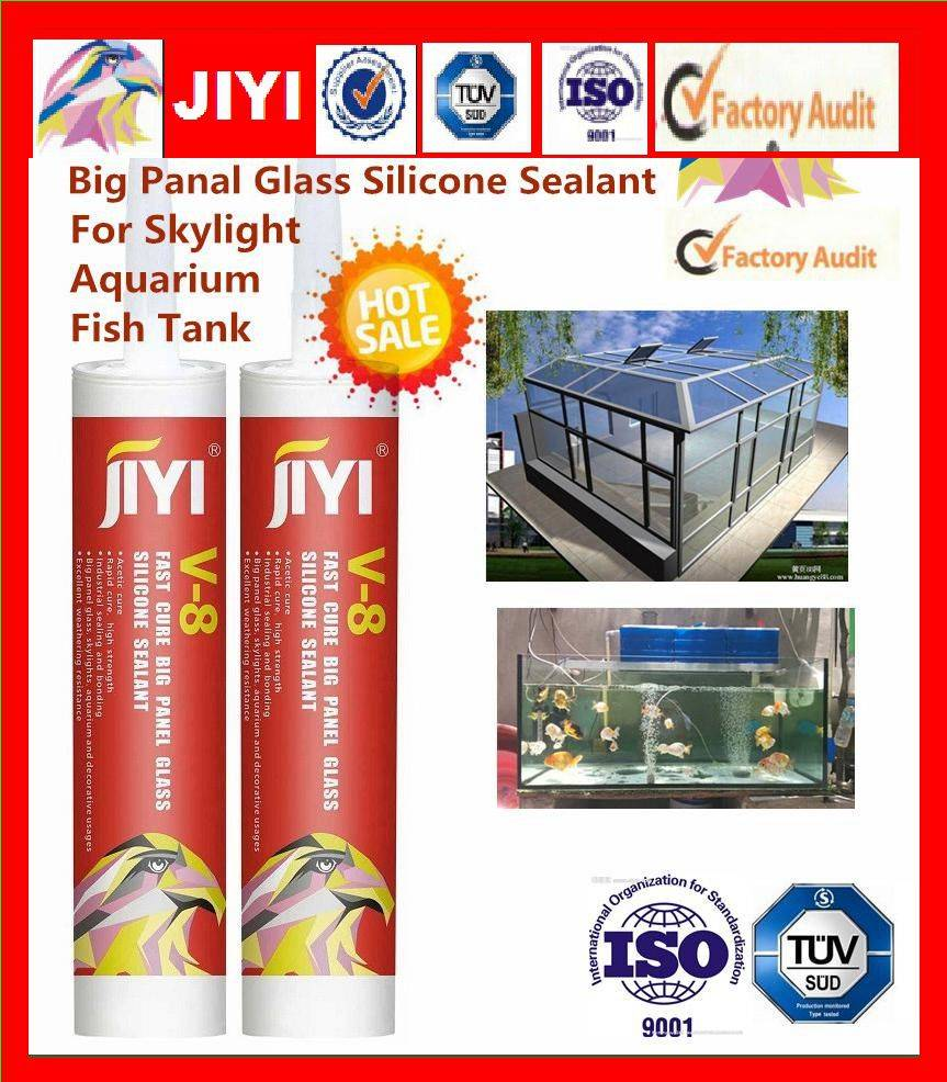 acetic silicone sealant for outdoor skylight construction grade with weather resistance