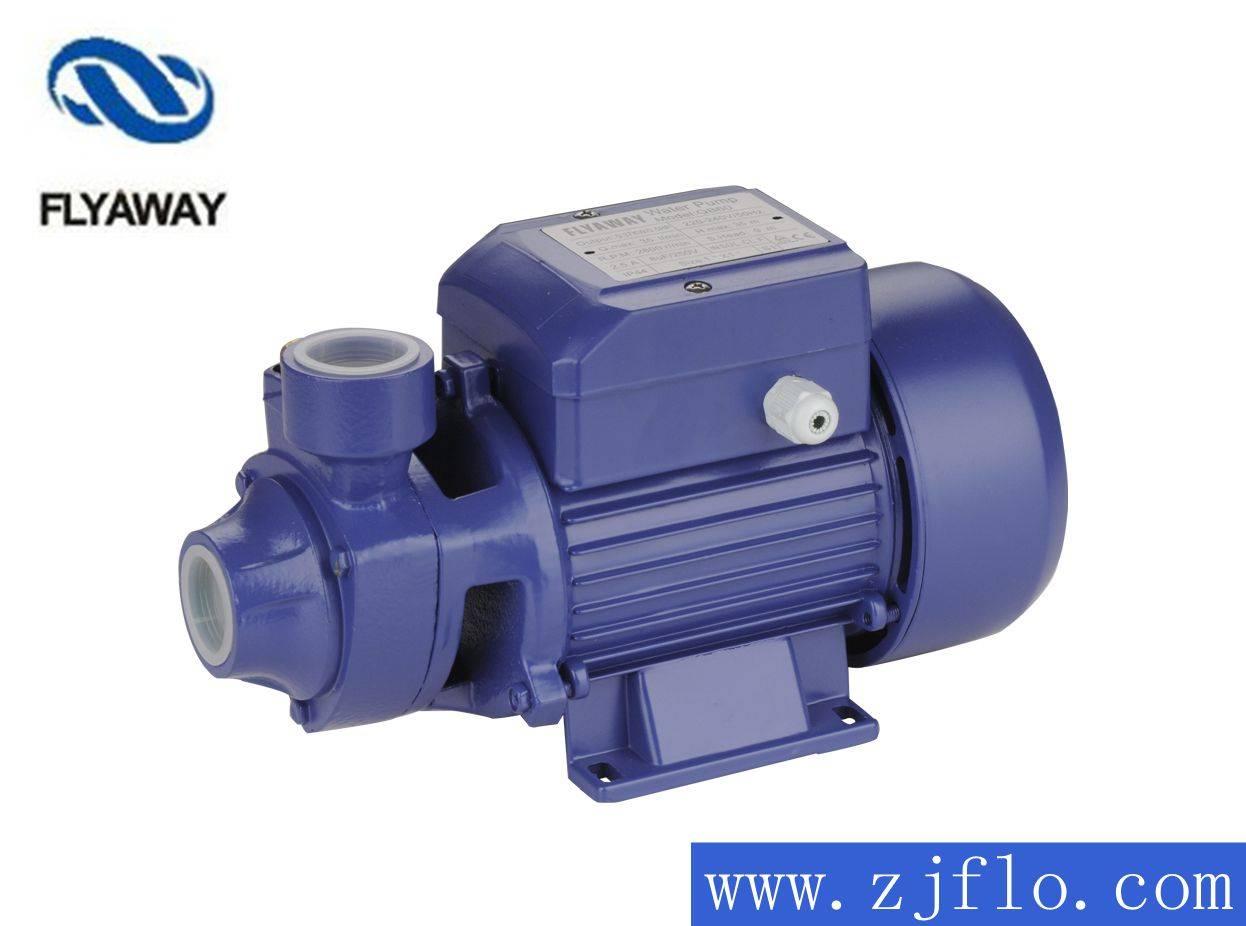 china manufacturer 0.5hp vortex water pump qb60