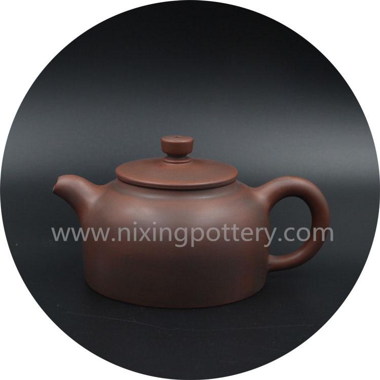 Pottery Nixing Teapot Small Tea Pot Hand Painted Jin Lan Tea Set 175ml