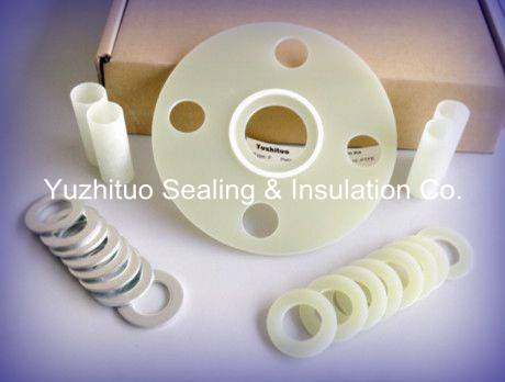 Flange Isolation Gasket Kit Isolation Set Insulating Gasket