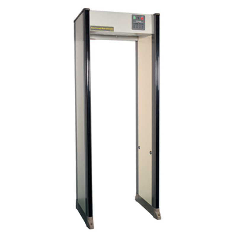 33 zone Walk Through Metal Detector Safety inspection equipment