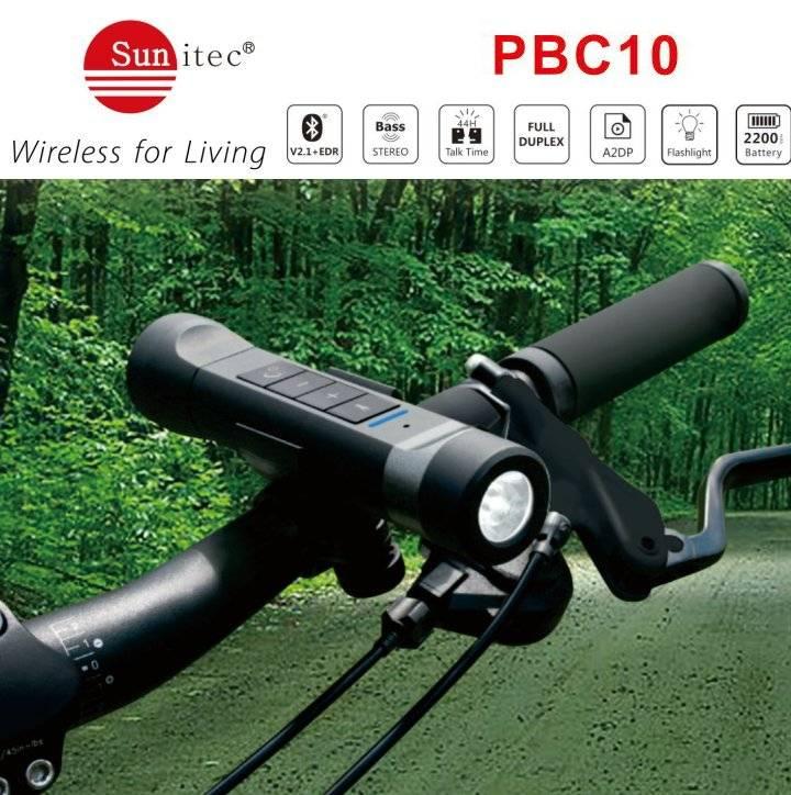 Bluetooth Bike Speakerphone visor mount Bluetooth car kit