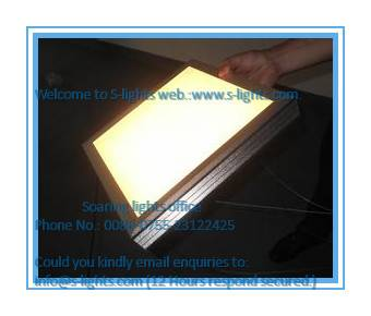 LED panel light plat lighting