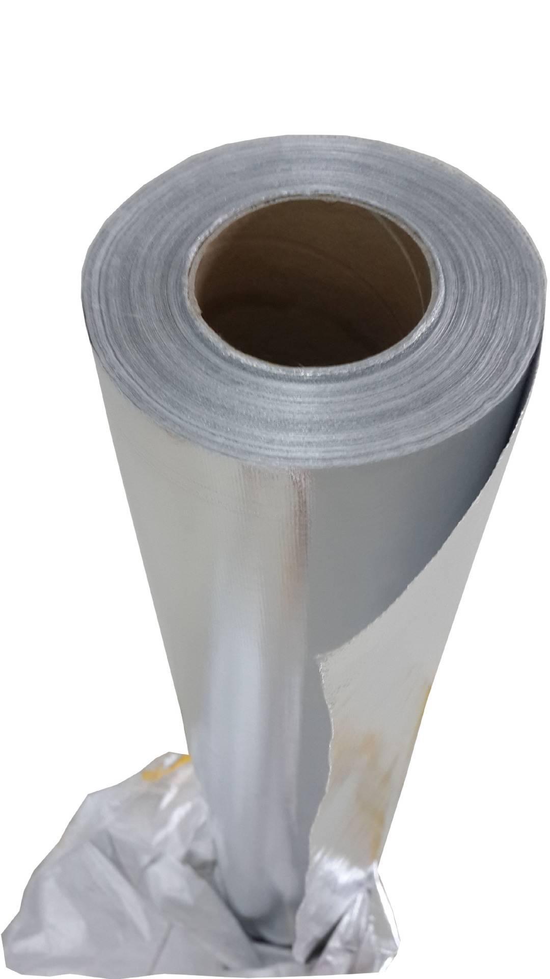 Flame-resistant alnuminum Fiberglass Cloth car heat insulation