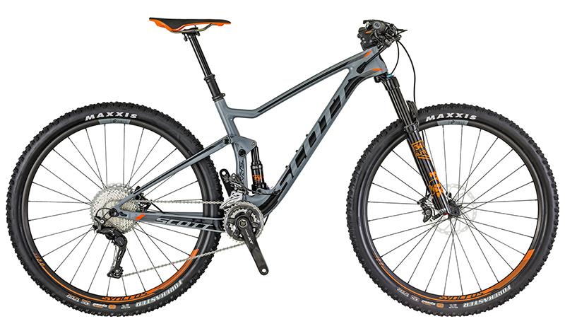 2018 Scott Spark 910 Mountain Bike