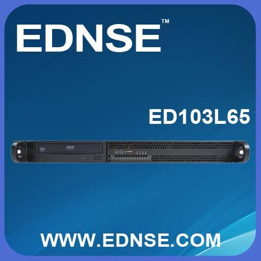 EDNSE ED103L65 1U server case rackmount  gaming desktops