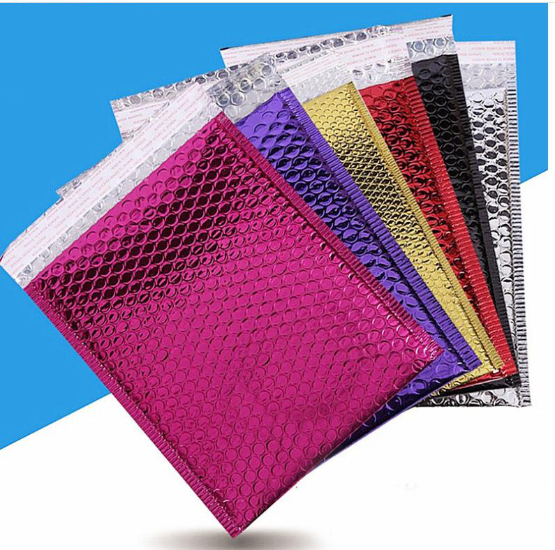 Custom logo bubble bags poly envelope bubble mailers