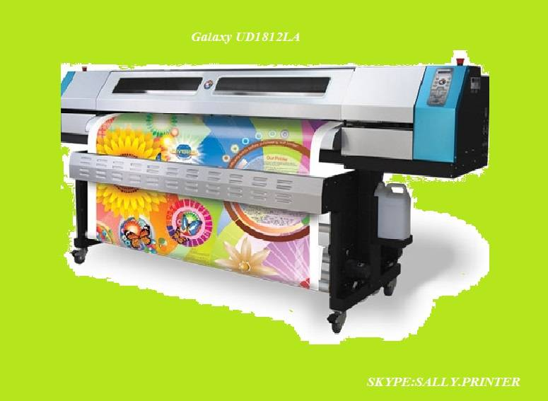 Galaxy UD1812LA large format printer