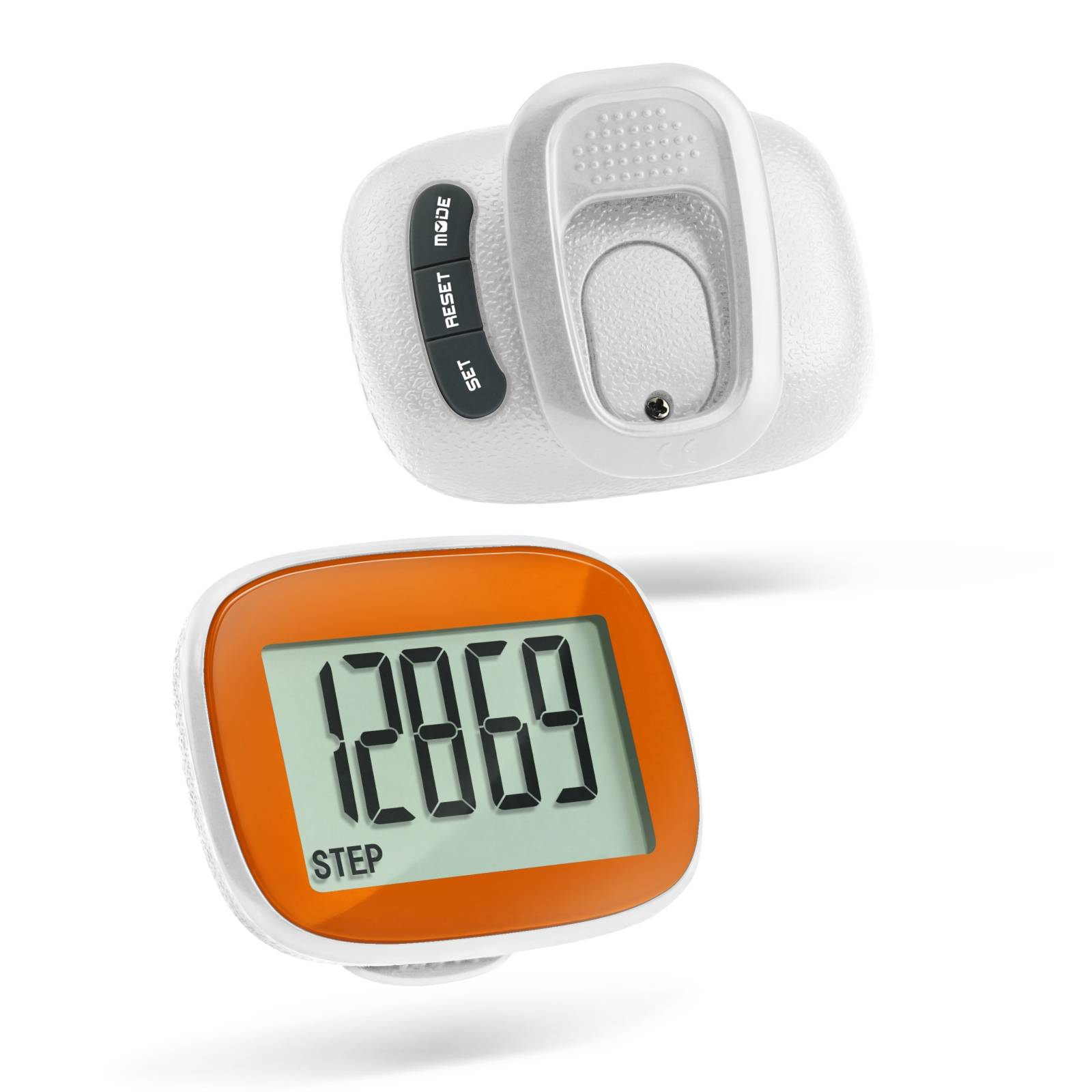 Any color available g sensor pedometer