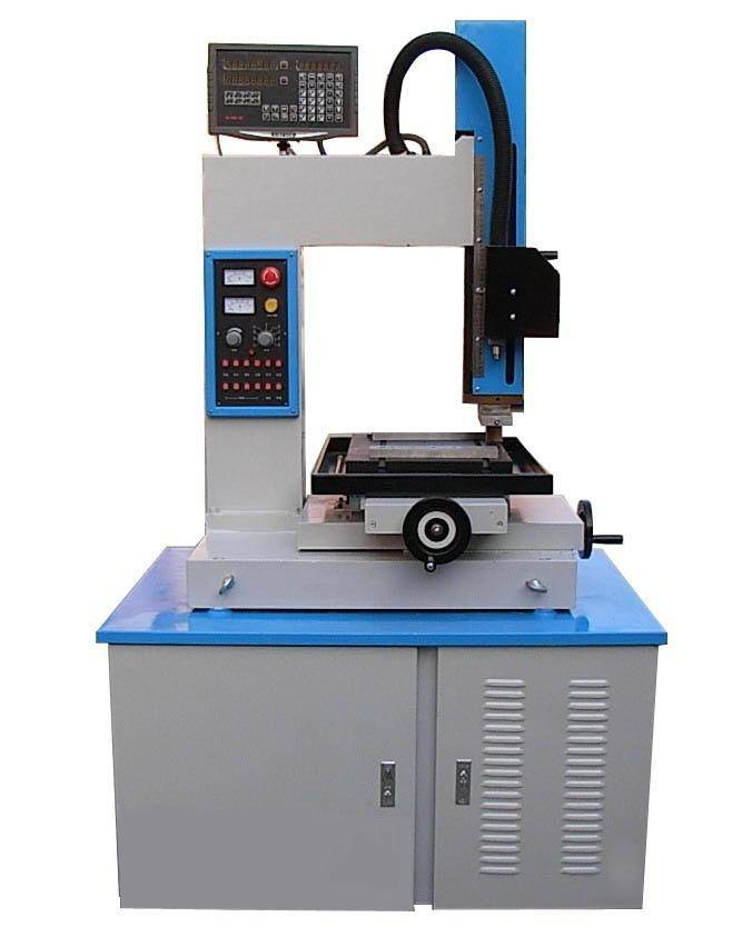 High speed drilling hole edm