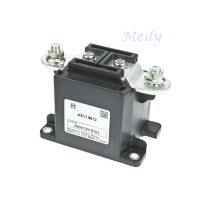 Panasonic EV- series automotive relays AEV19012 300A