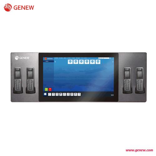Genew Integrated Dispatching Wireless Command Terminal Dispatcher EDT2100W