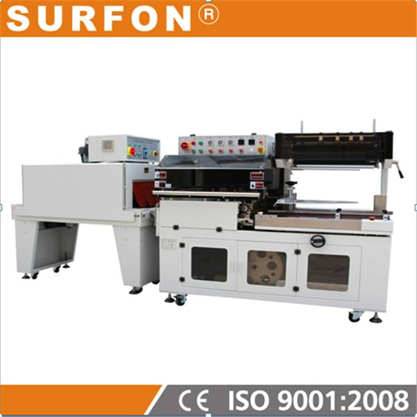 Thermal  Shrink Wrapping Machine Fpr Tea Box