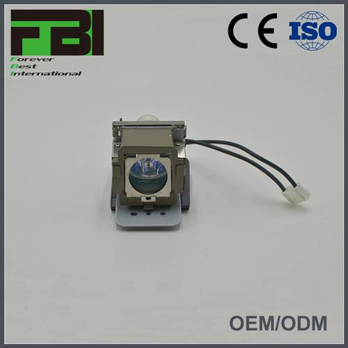 5J.J2C01.001  Projector lamp with housing