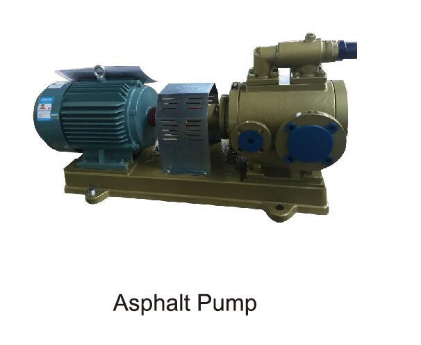 asphalt pump of mixing plant