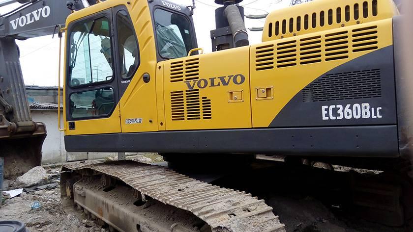Used Volvo EC360BLC Crawler Excavator,Used Volvo EC360BLC Excavator