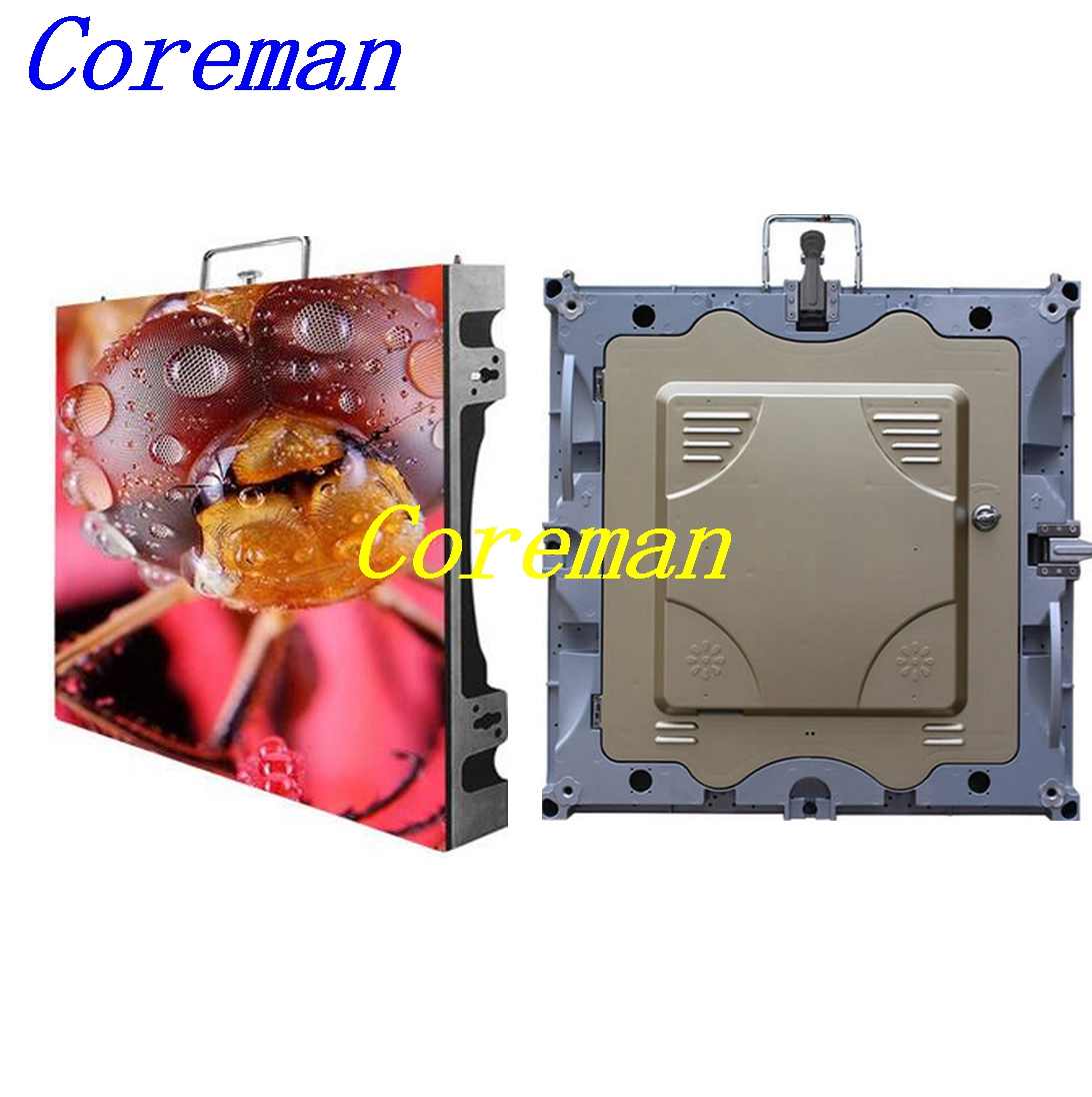 Indoor Die-casting Rental LED Display P4 5 P6 Rental Led Cabinet indoor outdoor display screen