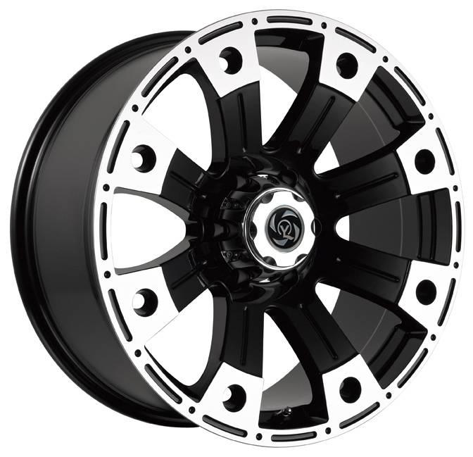 car Aluminium wheels