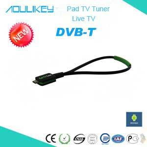 Mobile digital TV receiver/tune/dongle with USB for DVB-T on Android D201-1