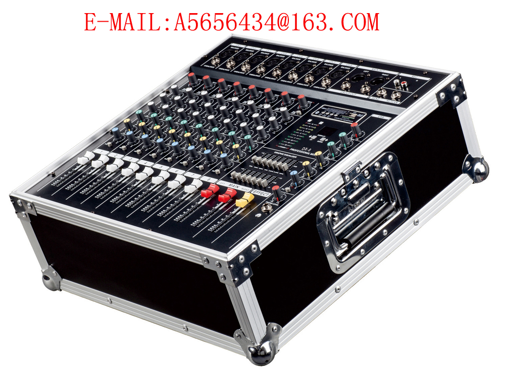 Sell DX-8USB With display/USB power mixer