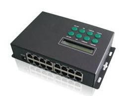 LT-600 LED smart lighting controlling system 3200 pixels online&offline operation