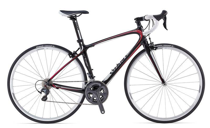 Giant Women On-Road Performance EnduranceAvail Composite 1 Bicycle Bike