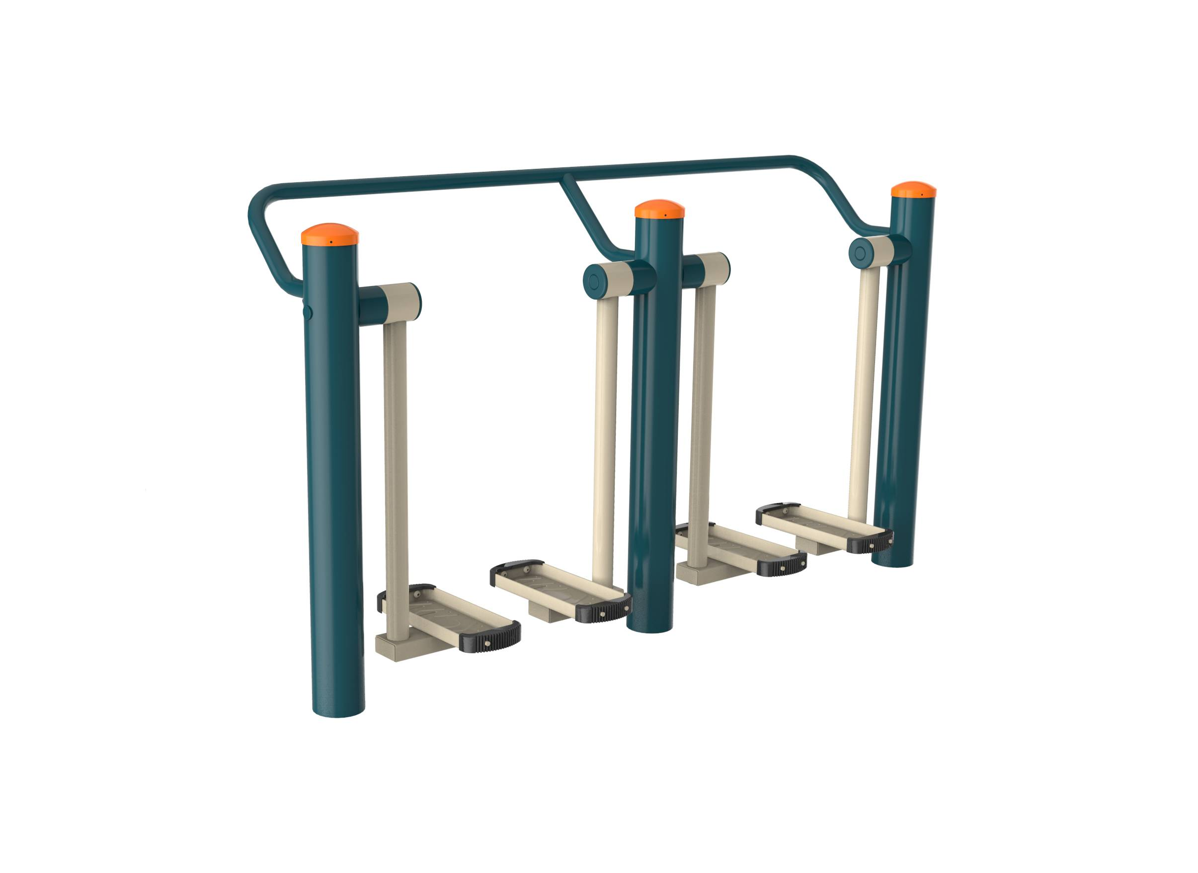 Leisure Fitness Double Air Walker Machine