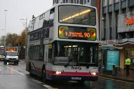 bus advertising led display sign for bus